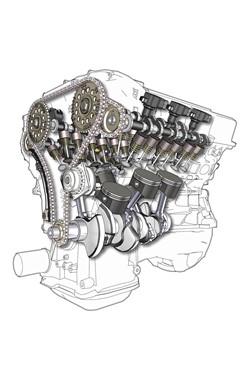 ENSIS ENGINE OIL 10W/20/30 (SAE Grade 10W-20-30)